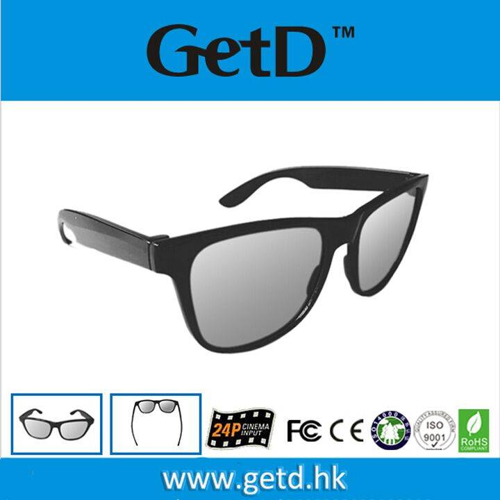 2015 new arrival Circular polarized 3d glasses G72