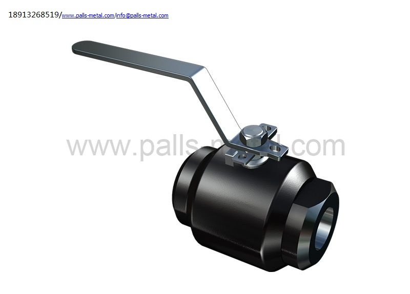 Forged-Steel-Floating-Ball-Valve
