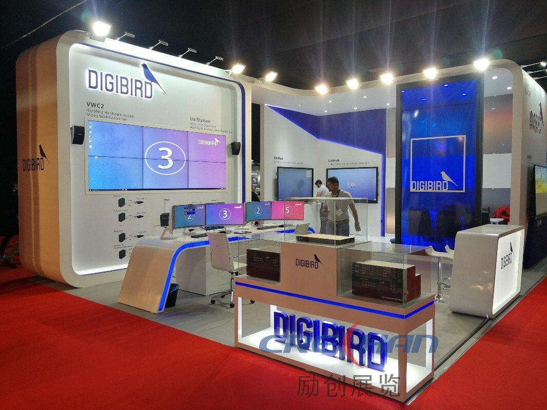 Events Exhibition stand Contractor China ISLE Shenzhen