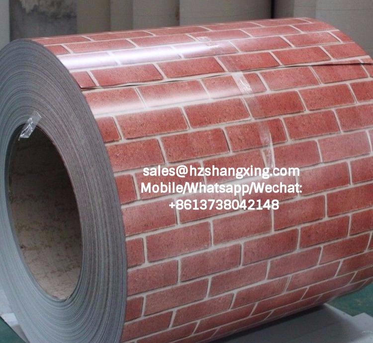 PPGI coil, color coated steel coil PPGI coil, color coated steel coil