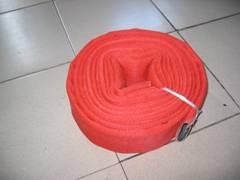 Colorful fire hose