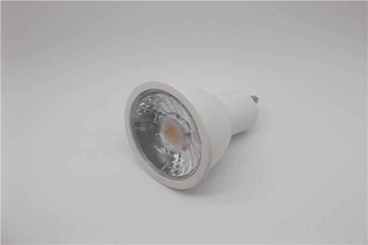 cob spotlight no driver AC110V AC230V 5w dimmable gu10 bulb