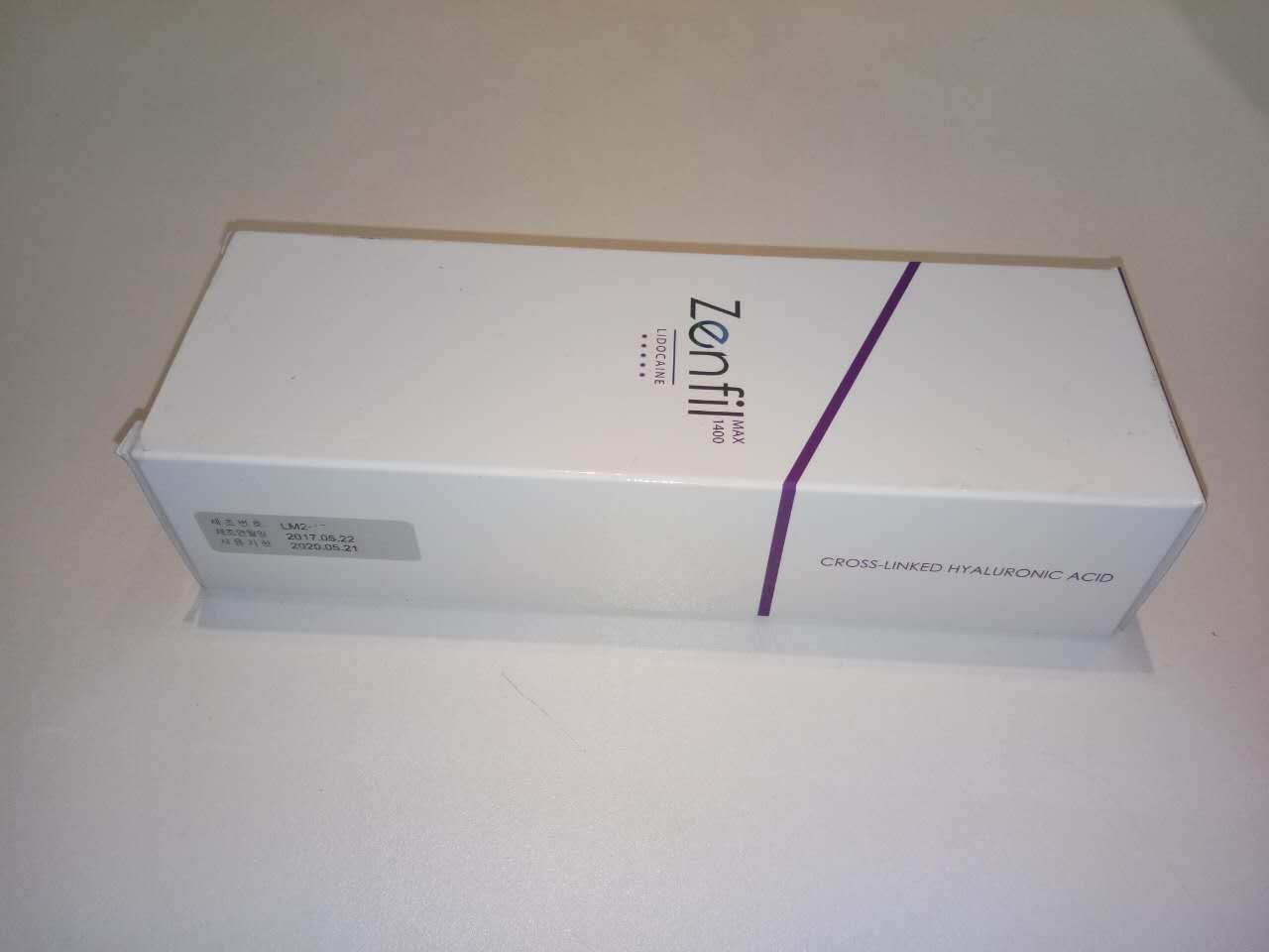 High Quality Injectable Hyaluronic Acid Dermal Filler on Sale