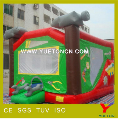 2017 Latest design commercial gaint inflatable bouncer
