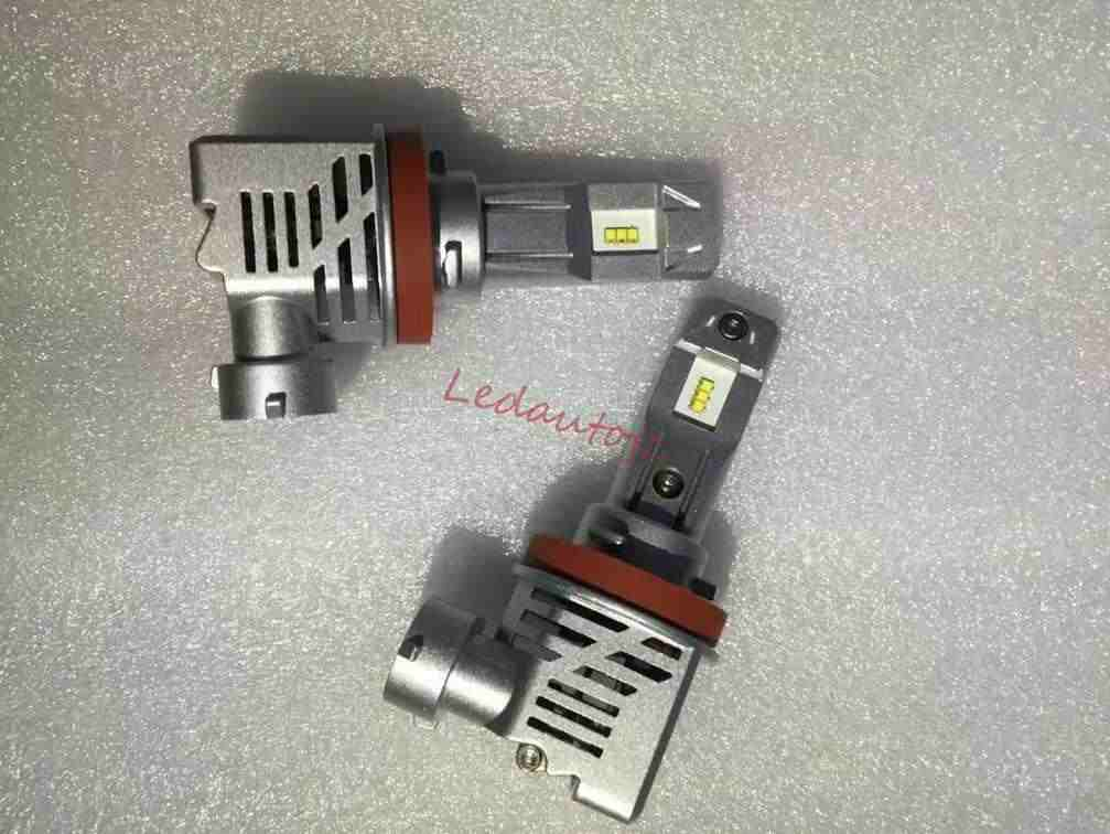 The Latest Product M3 LED Car Bulbs H11 40W 5000LM with ZES chip