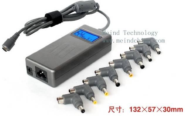 Universal Laptop Adapter M505G for Netbook Notebook
