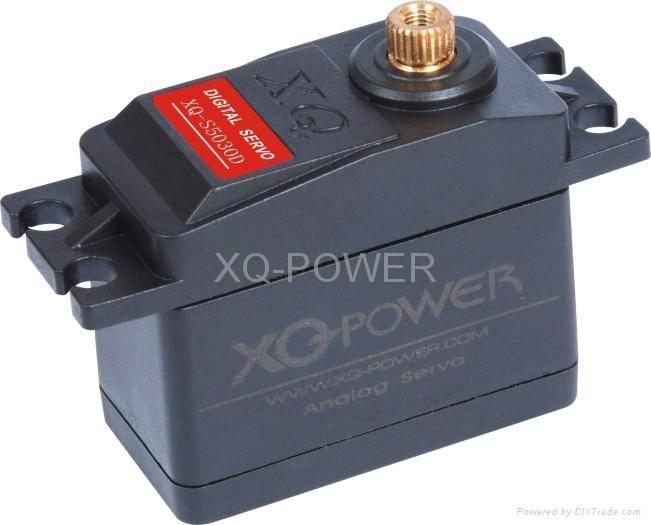 Servo XQ-POWER 30kg Digital Servo XQ-S5030D With Metal Gears