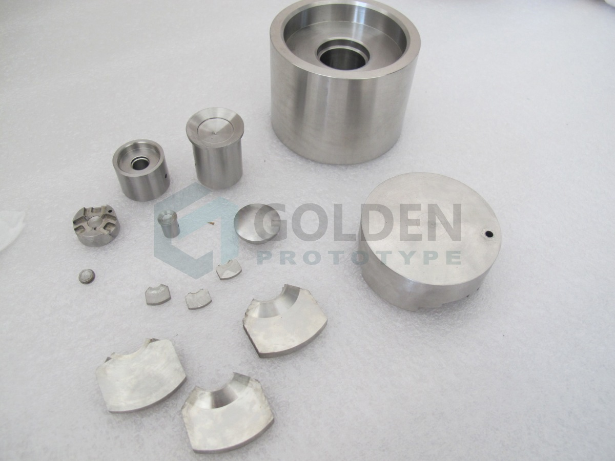 CNC Machining Service Metal Parts in China