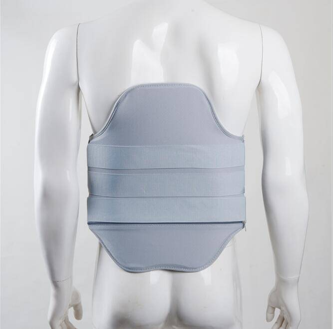 Factory Price Comfortable Lumbar Orthosis Support Cure Fracture Lumbar Injury Brace Medical Support