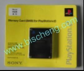 PS2 8M memory card (Wii 4M Memory card , xbox 360 memory card)