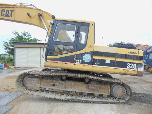 CATERPILLAR CAT 320
