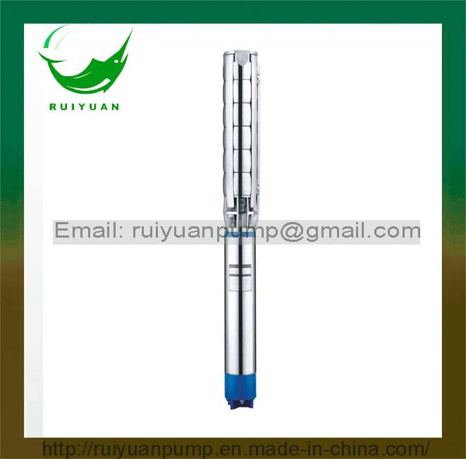 8 Inches Cheap Price High Quality Full Stainless Steels Deep Well Submersible Pump