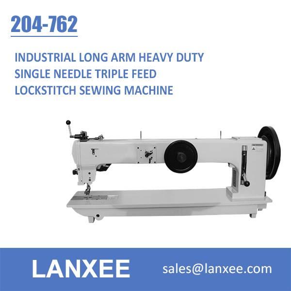 Lanxee 204-762 Durkopp Adler Long Arm Industrial Heavy Duty Sewing Machine