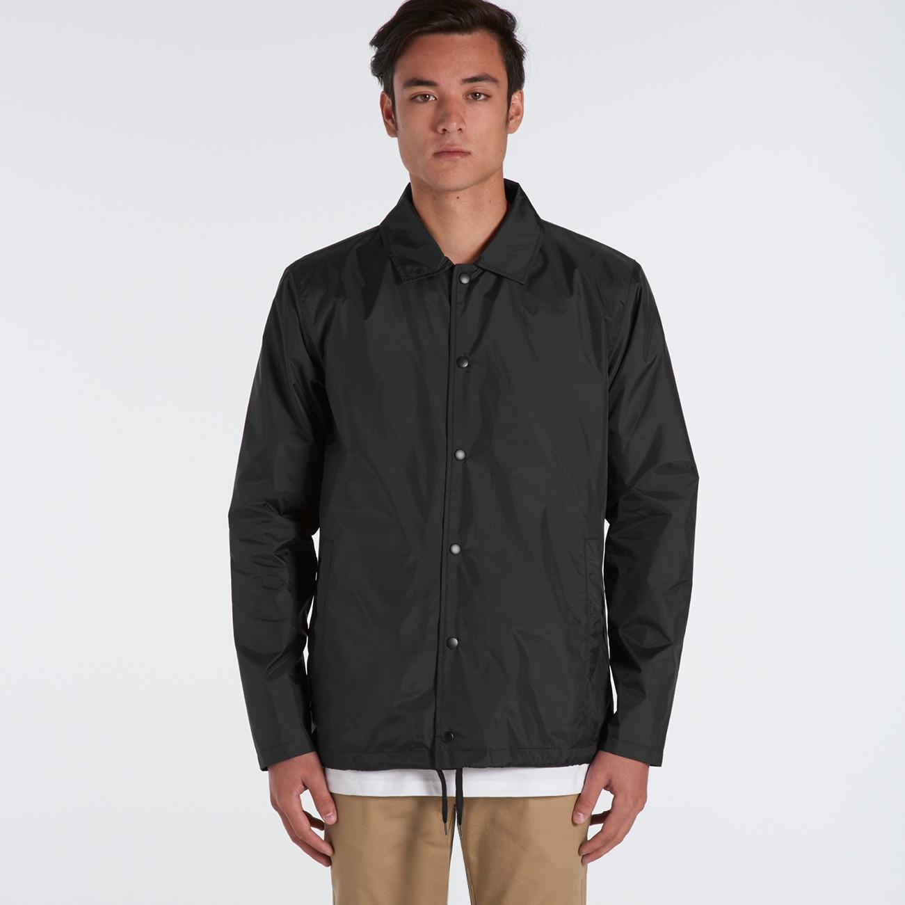Coach Jacket,Windbreaker Jacket,Water resistant Jacket,Water Repelent Jacket