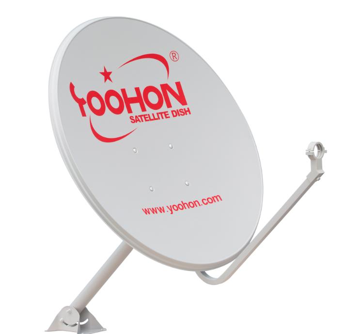 80cm Ku Antenna Band Dish For South African Market