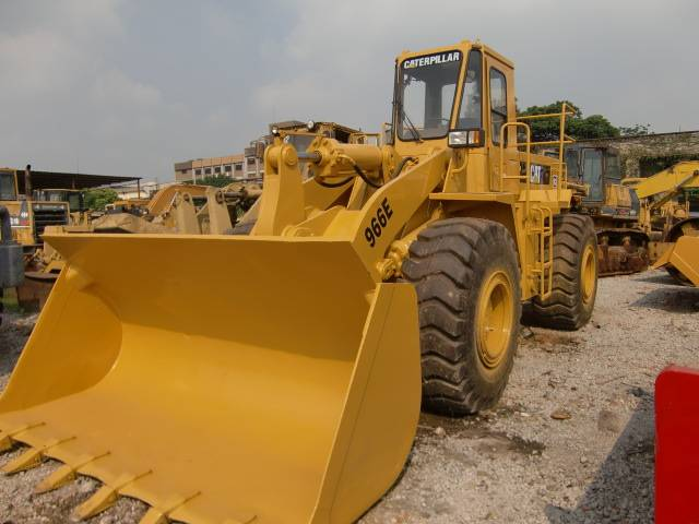 used cat 966E loader good conditon