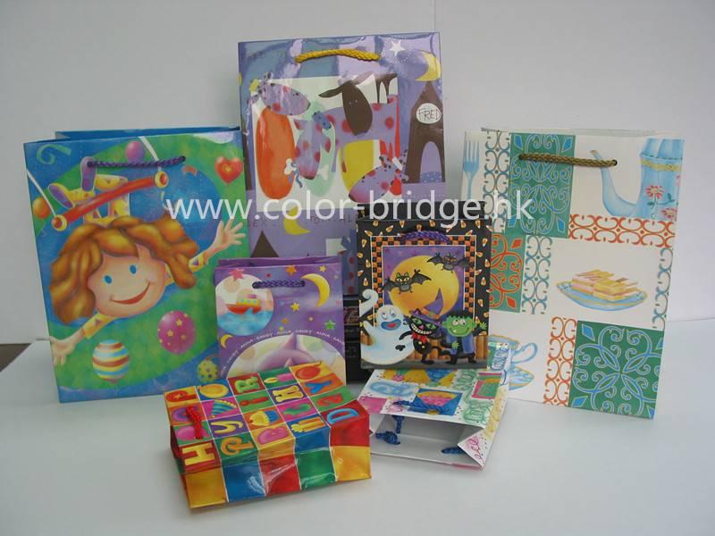 Customizing Kraft Paper Bag Gift Bag Shopping Paper Bag