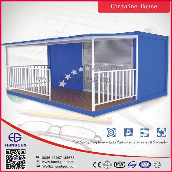 Floding High Movable Container House
