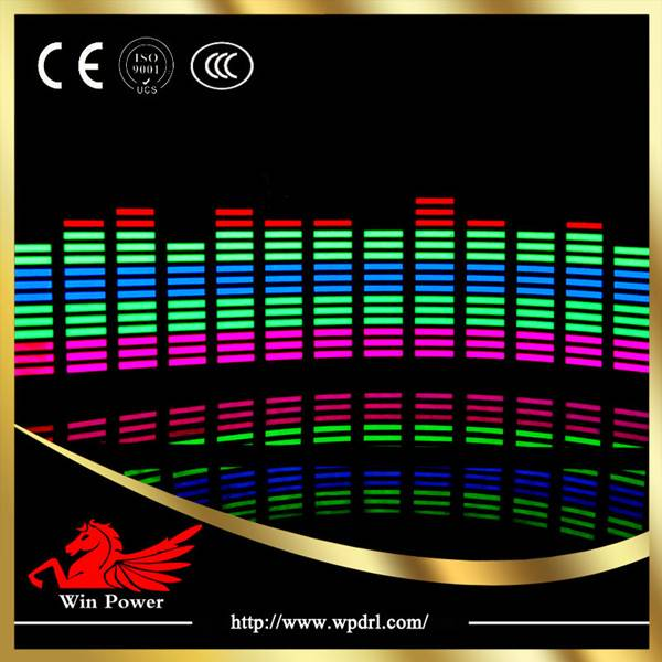 LED Car Music Light with Sound Control