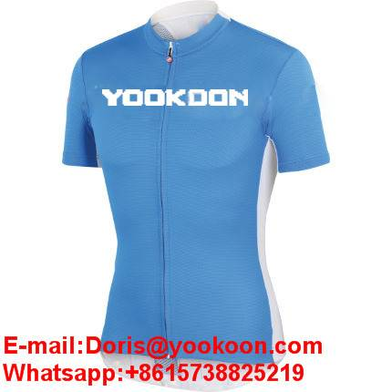 Blue Coclor Good Quality On Summer sale Cycling Jersey