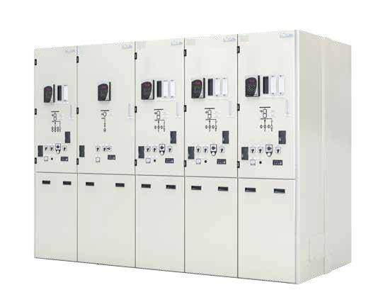 Gas insulated Switchgear(C-GIS)