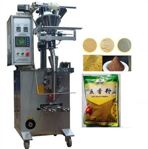 coffee powder sachet packaging equipment