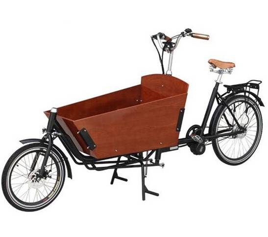 two wheel cargo bike/electric bicycles for baby/two wheel bakfeits