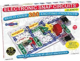 Snap Circuits SC-300 Electronics Discovery Kit