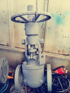 Zigong API Orbit Ball Valve