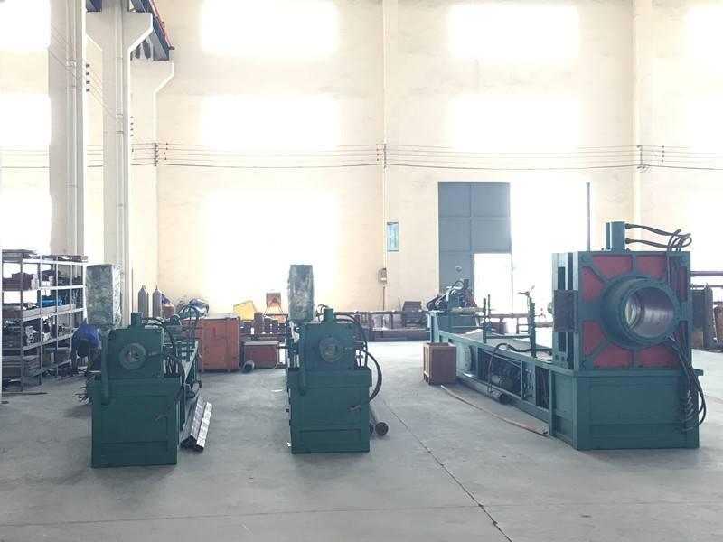 Flexible Corrugate Metal Hose Hydro Forming Machine