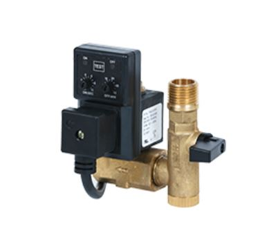 DM-200T Automatic Drain Valve Vertical Time Controlled