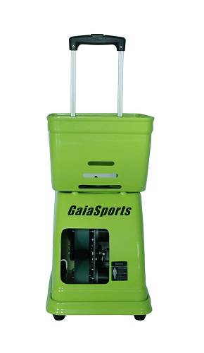 2015 NEW Wholesale remote control tennis ball machine G102