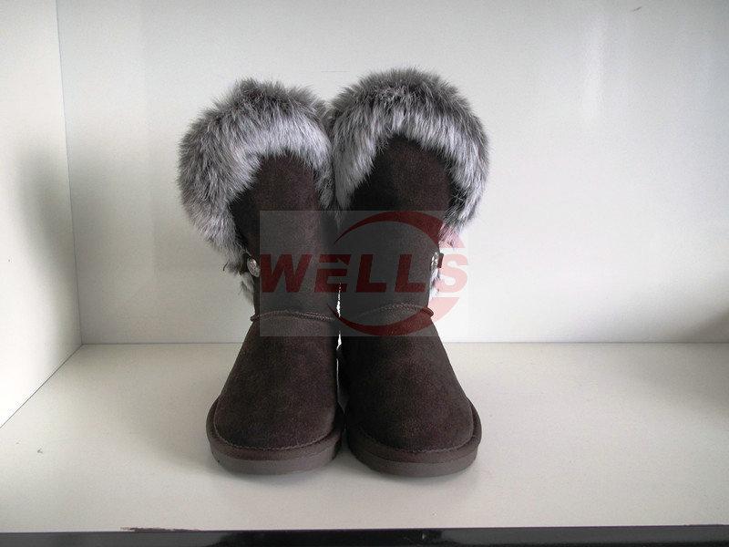 Lady's Boots, Wells-B14025