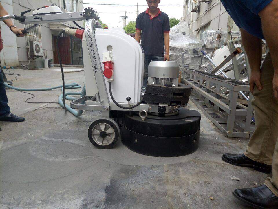 ASL Dust -free grinding machine(grinding width :650mm)