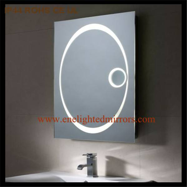 led mirrors produced by ENE LIGHTED MIRRORS from China accepted custom oem odm