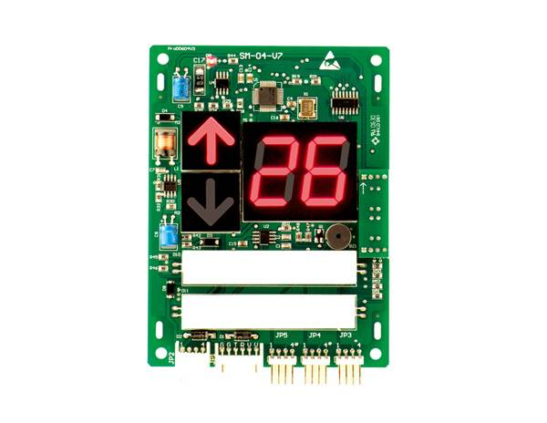 Serial super thin indicator board  SM-04-V7