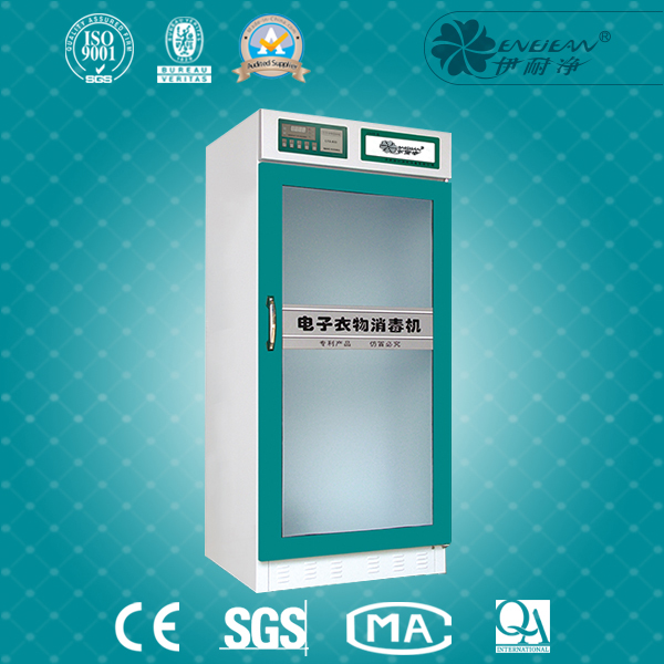Hotel towel disinfection cabinet