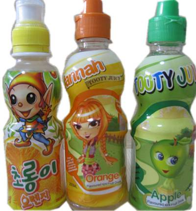 250ml Kid's Drink