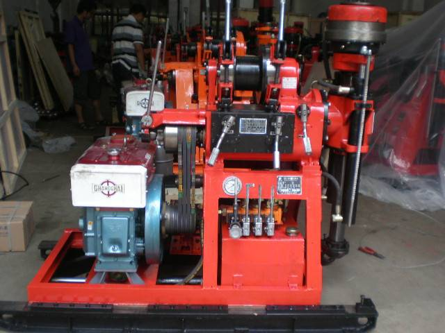 Spindle Drilling Rig LGY-200