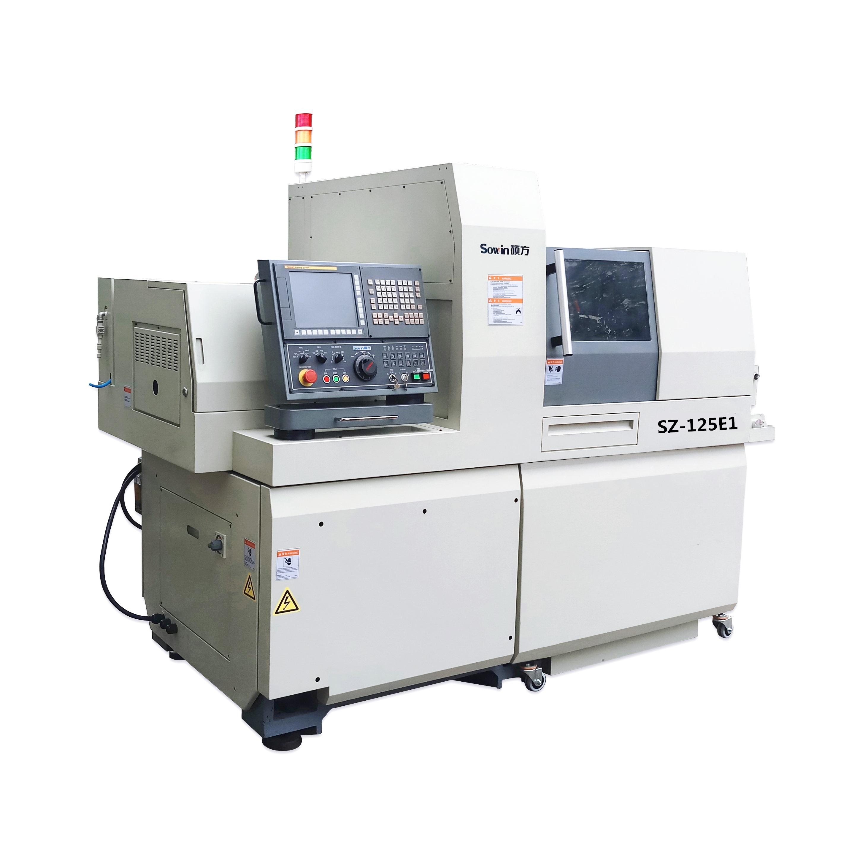 cnc swiss machining lathe SZ-125E1