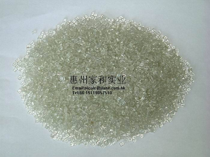 polyester pellet/PET chips/recycled plastic resin of textile grade