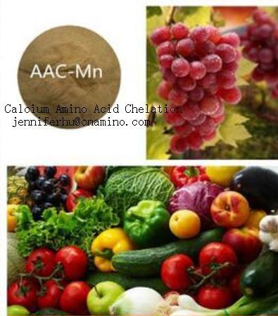 Manganese Amino Acid Chelation Fertilizer
