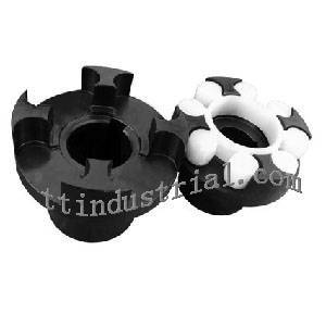 Spider claw coupling, Rotex type