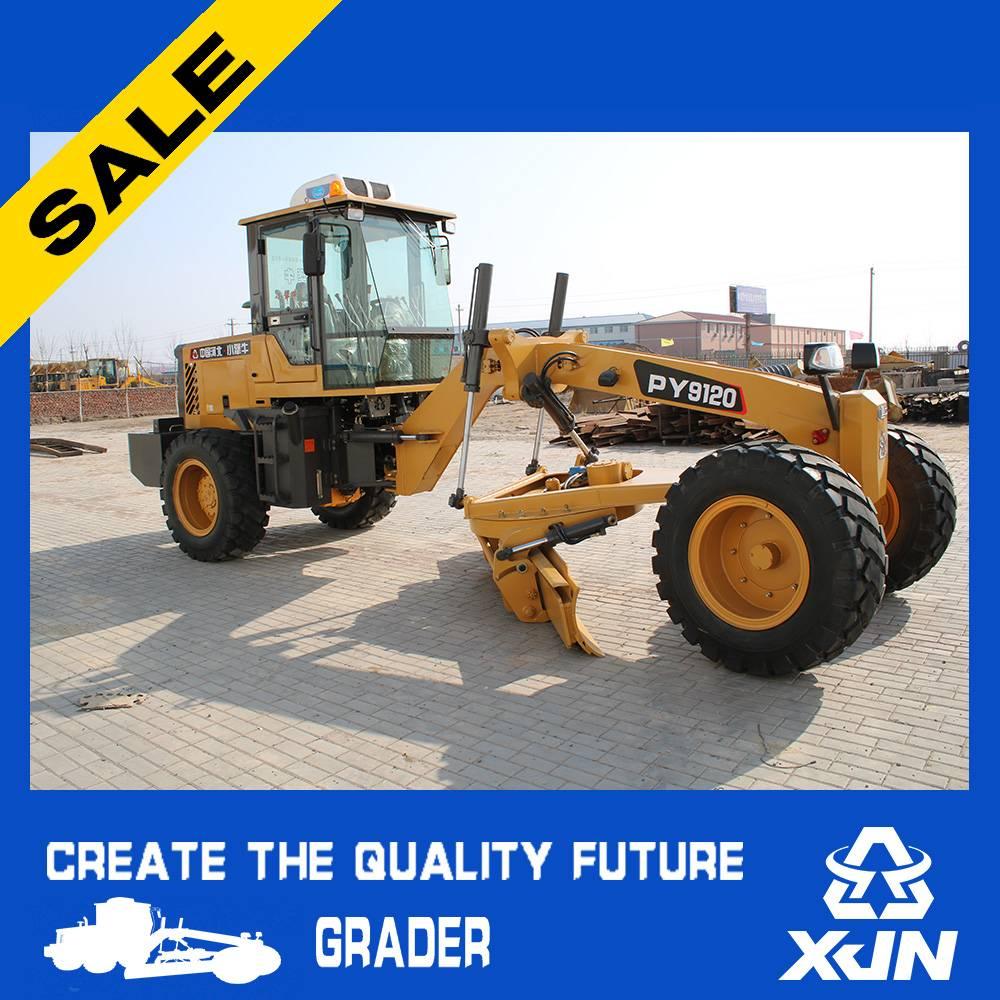 China Manufature Motor Grader PY9120 For Sale Niveleuse