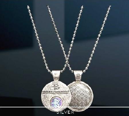 Power balance pendant necklace