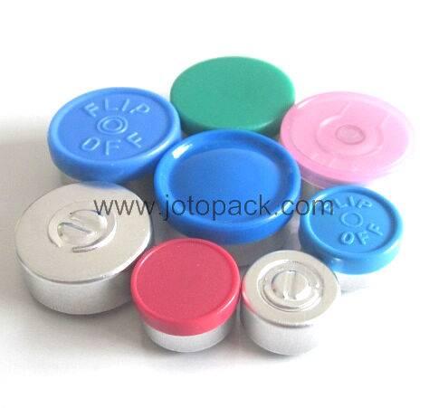 Flip off Aluminum Seal Cap for Bottle
