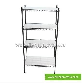 metal display wire shelving book shelf