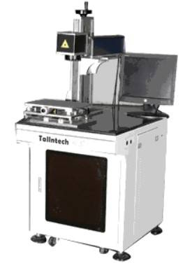 Lowest Price Fiber Laser Marking mahine for Metal Material and non- Metal
