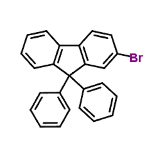 2-Bromo-9,9-diphenylfluorene (CAS474918-32-6)