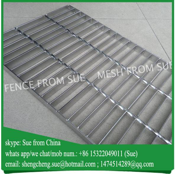 Customized stainless steel grating Export to Singapore